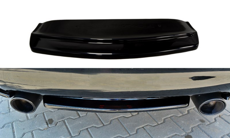 Splitter Tylny INFINITI QX70 - GRUBYGARAGE - Sklep Tuningowy